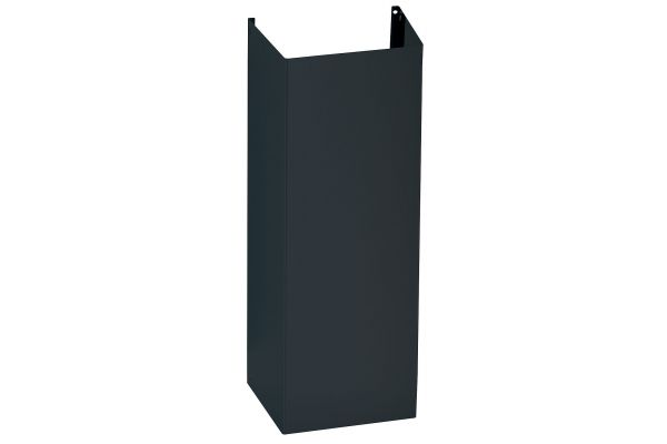 Large image of GE 10' Fingerprint Resistant Black Slate Ceiling Duct Cover Kit - UXDC53FJDS
