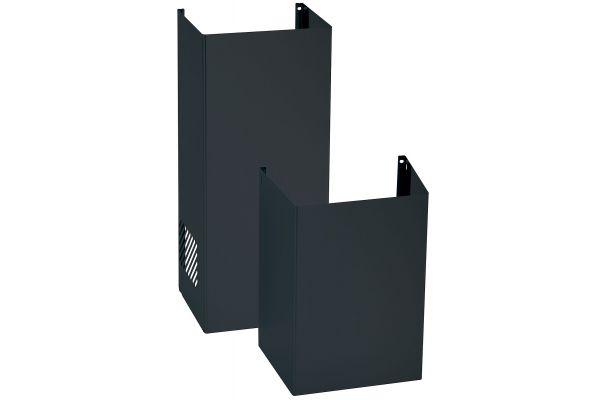 Large image of GE 9' Black Slate Ceiling Duct Cover Kit - UXDC72FJDS