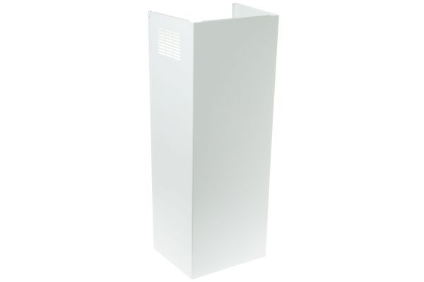 Large image of Cafe Matte White 10' Duct Cover - UXDC734MWM