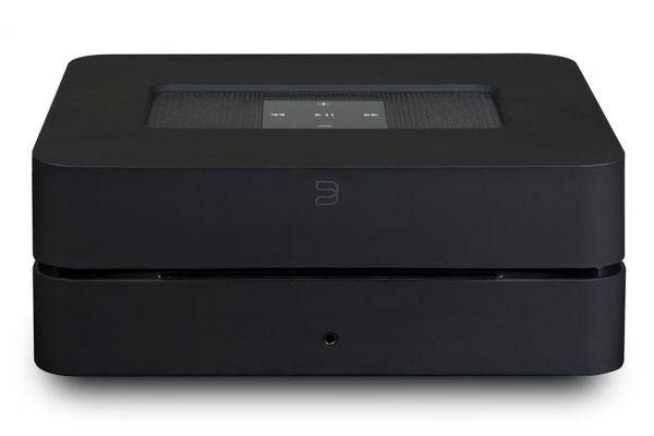 Large image of Bluesound VAULT 2i Black High-Res 2TB Network Hard Drive CD Ripper and Streamer - VAULT 2I BK