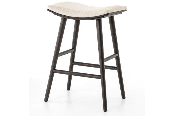 Four Hands Belfast Collection Union Saddle Counter Stool - VBFS-038A-377