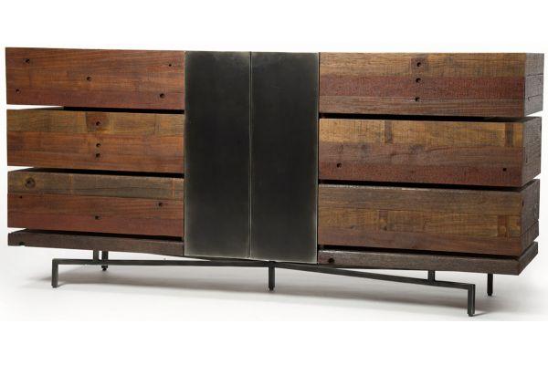 Large image of Four Hands Morrisey Dresser - VBNA-DR726