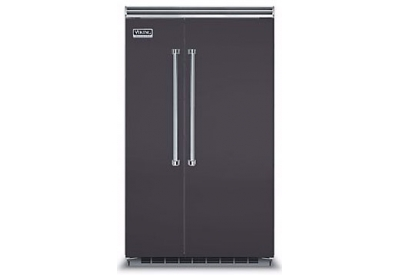 Viking - VCSB5483GG - Built-In Side-by-Side Refrigerators