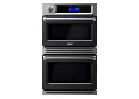 "Viking 30"" Professional 7 Series TurboChef Graphite Gray Built-In Double Electric Oven - VDOT730GG"