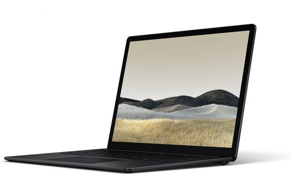 "Microsoft Surface Laptop 3 13.5"" 256GB i7 Matte Black Laptop Computer - VEF-00022"