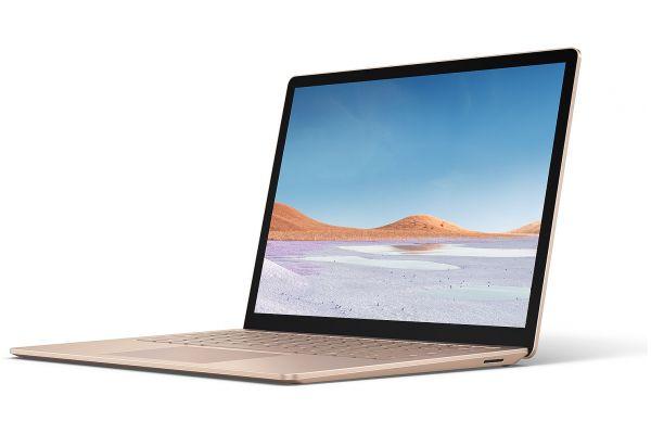 "Microsoft Surface Laptop 3 13.5"" 256GB i7 Sandstone Laptop Computer - VEF-00064"