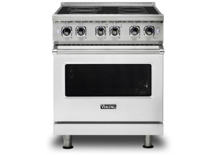 "Viking 30"" Professional 5 Series Stainless Steel Electric Range - VER5304BSS"