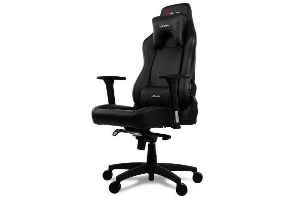 Arozzi Vernazza Black Gaming Chair - VERNAZZA-BL