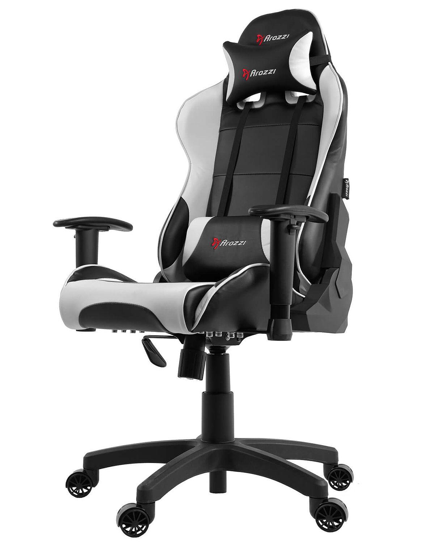 Stupendous Arozzi White Verona Junior Gaming Chair Inzonedesignstudio Interior Chair Design Inzonedesignstudiocom