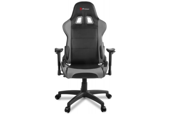 Arozzi Grey Verona V2 Gaming Chair - VERONA-V2-GY