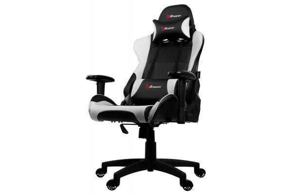 Arozzi White Verona V2 Gaming Chair - VERONA-V2-WT
