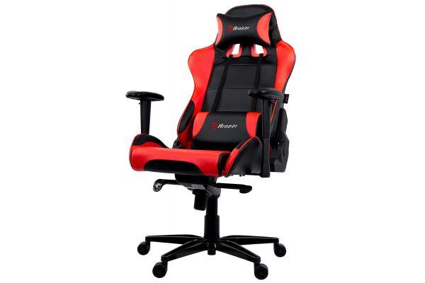 Arozzi Red Verona XL+ Gaming Chair - VERONA-XLPLUS-RED