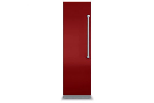 "Viking 18"" Professional 7 Series Fully Integrated Apple Red All Freezer With 7 Series Panel - VFI7180WLAR"