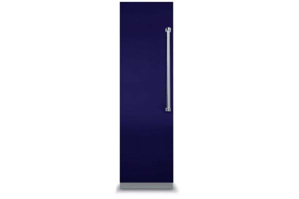 """Large image of Viking 18"""" Professional 7 Series Fully Integrated Cobalt Blue All Freezer With 7 Series Panel - VFI7180WLCB"""