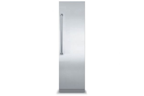 "Viking 18"" Professional 7 Series Fully Integrated Stainless Steel All Freezer With 7 Series Panel - VFI7180WRSS"