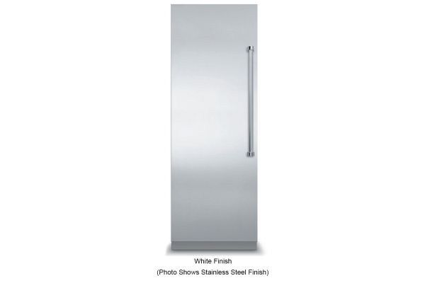 "Large image of Viking 30"" Fully Integrated White All Freezer - VFI7300WLWH"