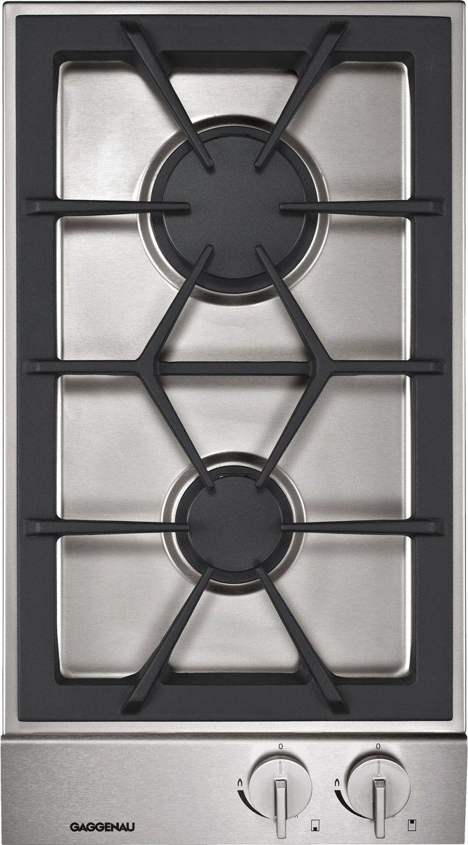 gaggenau 12 inch vario gas cooktop vg232214ca. Black Bedroom Furniture Sets. Home Design Ideas