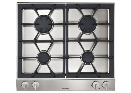 "Gaggenau 24"" Vario 200 Series 4 Burner Gas Cooktop - VG264214CA"