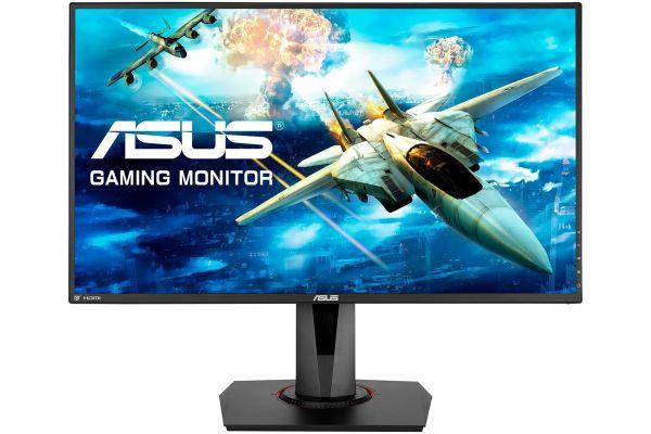 "Large image of Asus 27"" Black Full HD 165Hz Gaming Monitor - VG278QR"