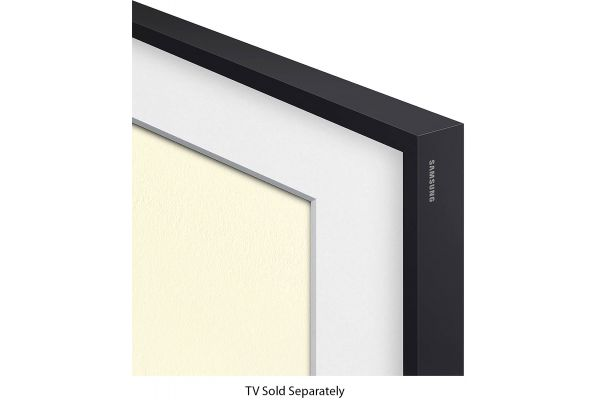 "Large image of Samsung 65"" The Frame Customizable Bezel In Black - VG-SCFM65BM/ZA"