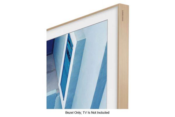 "Samsung 49"" The Frame Customizable Bezel In Beige - VG-SCFN49LP/ZA"