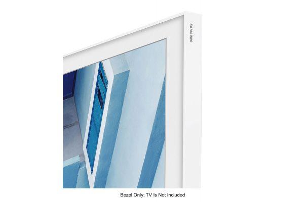 "Samsung 49"" The Frame Customizable Bezel In White - VG-SCFN49WM/ZA"