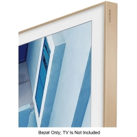 "Samsung 55"" The Frame Customizable Bezel In Beige"