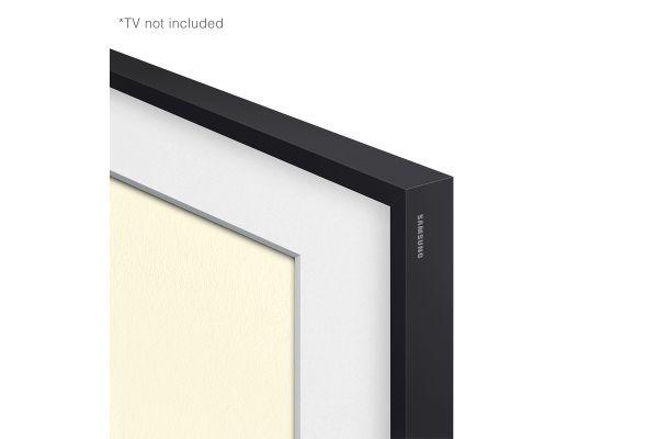 """Large image of Samsung (2020) 32"""" The Frame Customizable Bezel In Black - VG-SCFT32BL/ZA"""