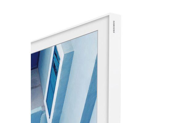 "Large image of Samsung (2020) 32"" The Frame Customizable Bezel In White - VG-SCFT32WT/ZA"