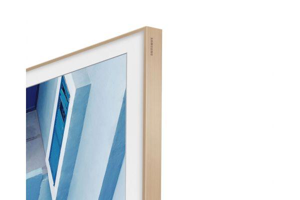 """Large image of Samsung (2020) 55"""" The Frame Customizable Bezel In Beige - VG-SCFT55BE/ZA"""