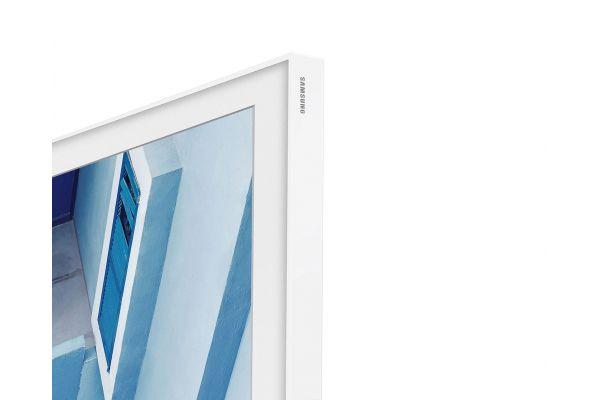 "Large image of Samsung (2020) 50"" The Frame Customizable Bezel In White - VG-SCFT50WT/ZA"