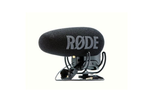 Large image of Rode VideoMic Pro+ Compact Directional Microphone - VIDEOMICPRO-PLUS