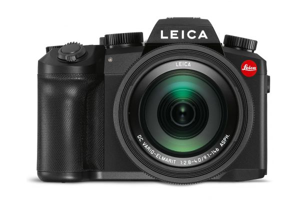 Large image of Leica Black V-Lux 5 Digital Camera - 19121