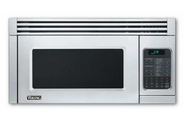 Large image of Viking Professional Series Convection Over The Range Microwave Hood - VMOR506SS