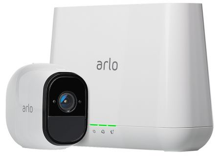 Arlo Pro Smart Security System With 1 HD Camera - VMS4130-100NAS