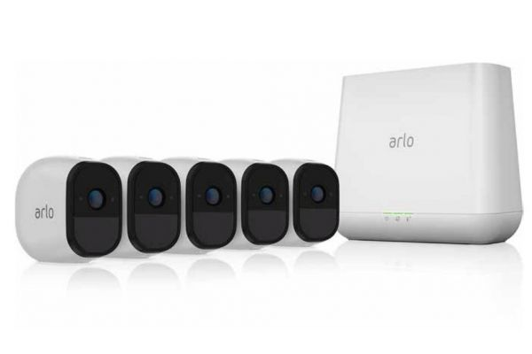 Arlo Pro Smart Security System With 5 HD Cameras - VMS4530