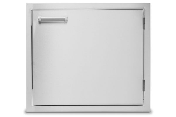 "Large image of Viking Outdoor Series 24"" Stainless Steel Access Doors - VOADS5241SS"