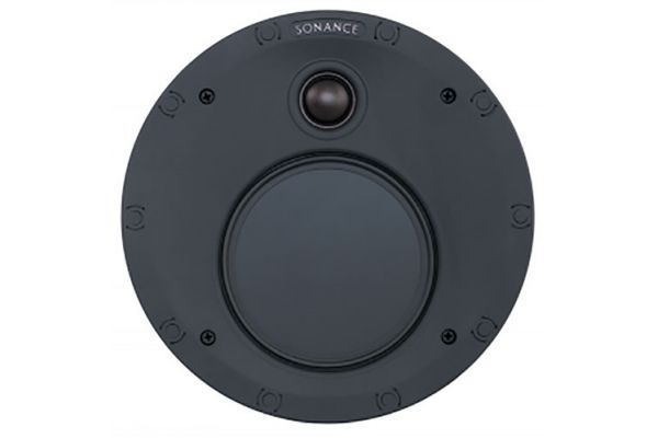 Large image of Sonance Visual Performance In-Ceiling Ultra Thin-Line Speaker (Pair) - 93368