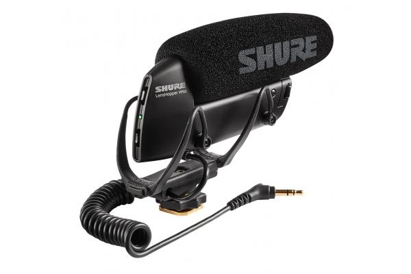 Large image of Shure VP83 LensHopper Camera-Mount Condenser Microphone - VP83