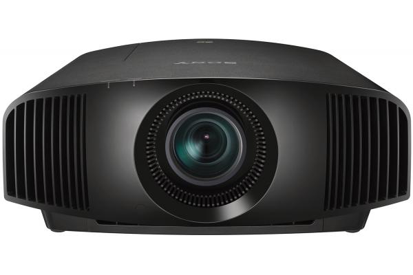Large image of Sony Black 4K SXRD Home Cinema Projector - VPLVW295ES