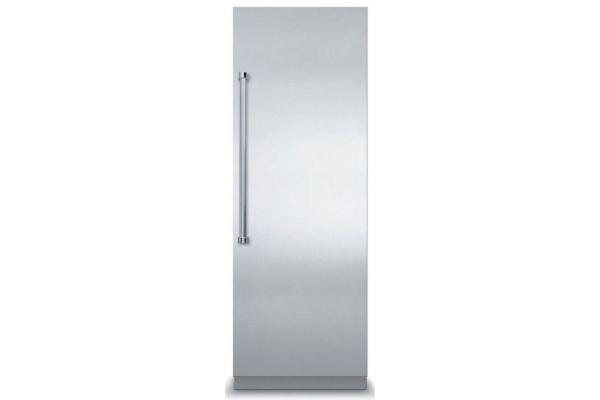 "Viking 24"" Professional 7 Series Stainless Steel Built-In Refrigerator - VRI7240WRSS"