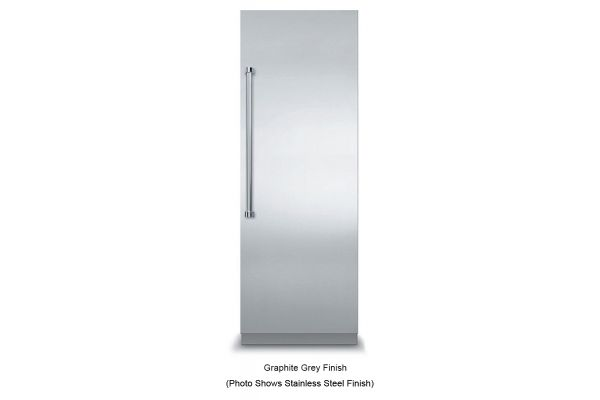 "Viking 30"" Fully Integrated Graphite Grey All Refrigerator - VRI7300WRGG"
