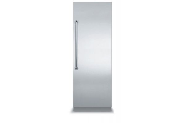 """Viking 30"""" Fully Integrated Stainless Steel All Refrigerator - VRI7300WRSS"""