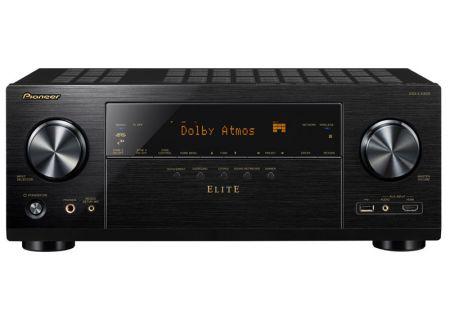 Pioneer Elite 9.2 Channel Black Network AV Receiver - VSX-LX303