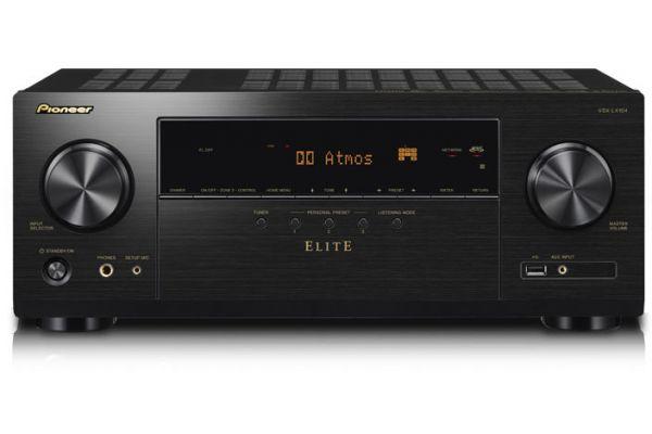 Pioneer Elite 7.2 Channel Black Network AV Receiver - VSXLX104