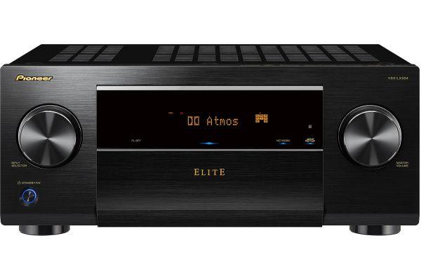 Pioneer Elite 9.2-Channel Black Network AV Receiver - VSX-LX504