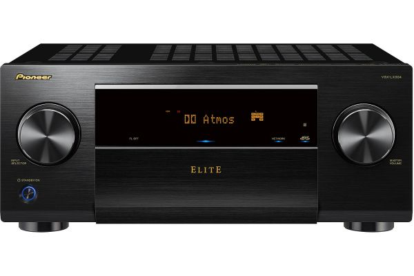 Large image of Pioneer Elite 9.2-Channel Black Network AV Receiver - VSXLX504