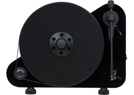 Pro-Ject Vertical Black Gloss Right Hand Bluetooth Turntable - VTEBTRHGBK