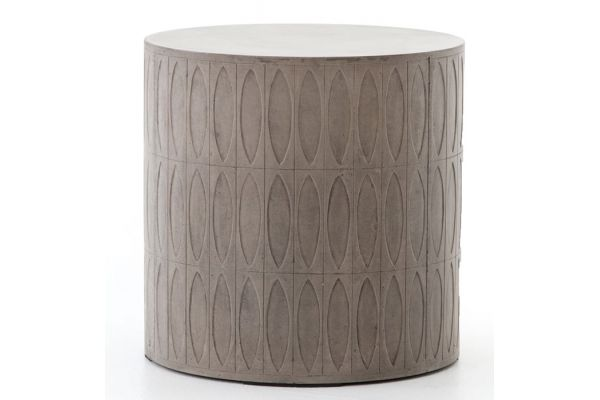 Large image of Four Hands Thayer Collection Colorado End Table - VTHY-006