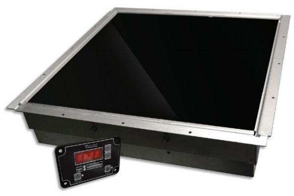 """Large image of Viking 18"""" Professional 5 Series Undercounter Incogneeto Induction Warmer - VUIW518"""
